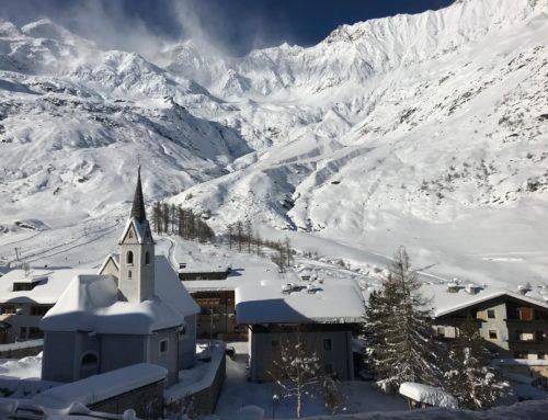 Op Trainingsweek in Zwitserland, hoe ziet dat eruit ?